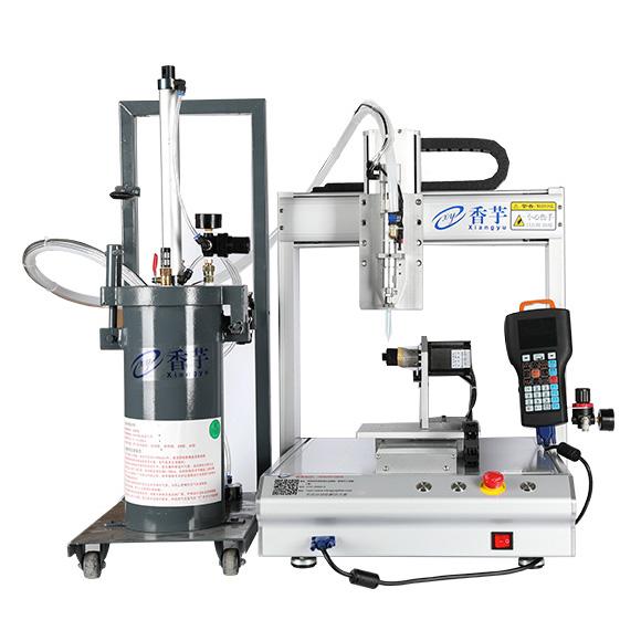 湖南耐用的硅胶自动点胶机哪里有买-香芋机电
