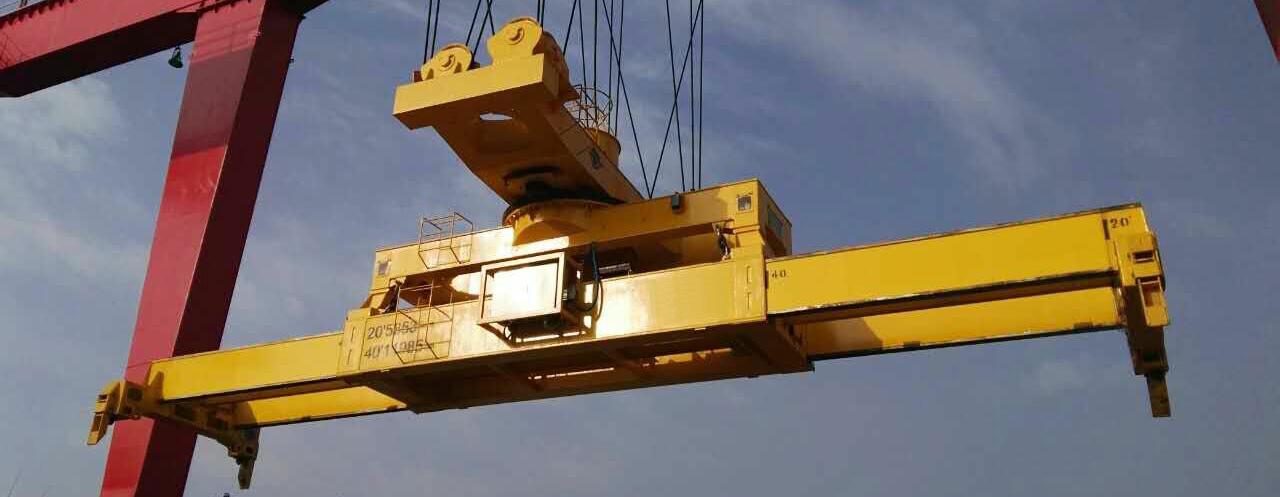 滑轮伸缩旋转20ft 40ft 45ft吊具.jpg
