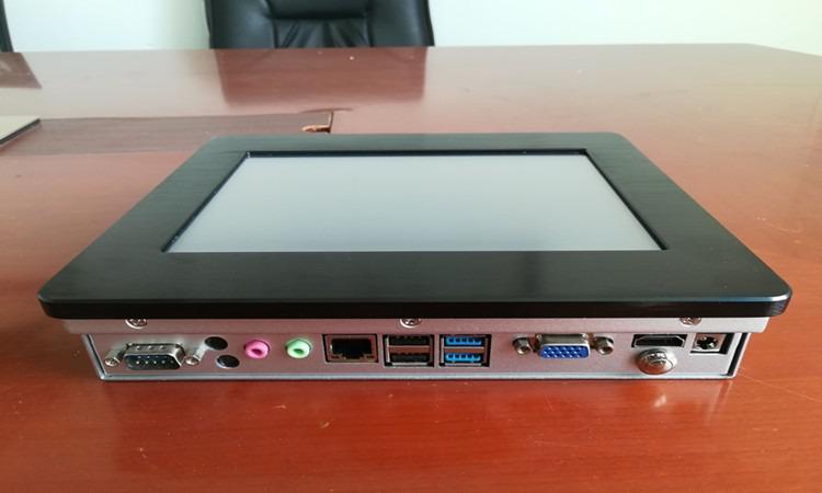 无风扇i5工业屏8寸-研源工控