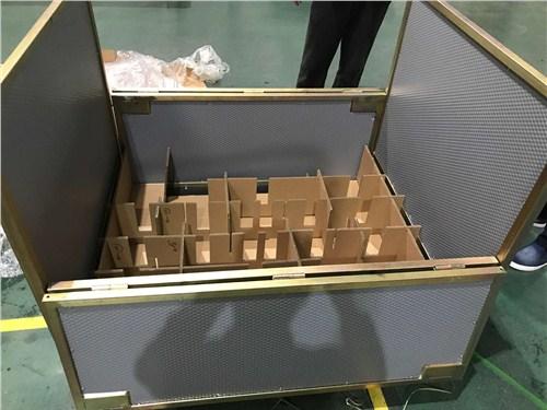 佛山市围板箱供应 铁箱租赁循环 认准大品牌_睿池ULP