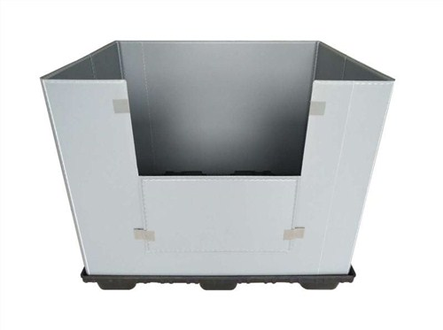 泰兴 液体周转箱 睿池 围板箱供应