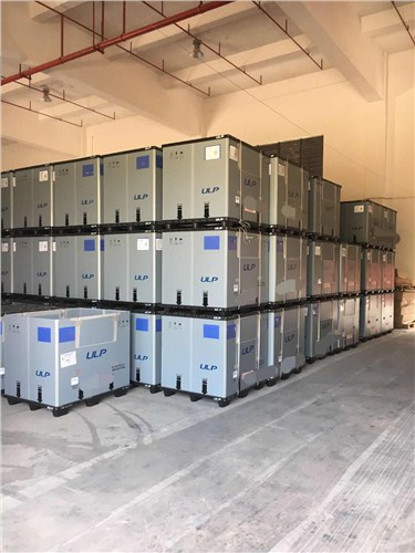 围板箱 围板箱租赁 循环包装定做 循环包装供应商 睿池供应链