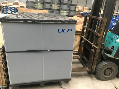 围板箱 围板箱租赁 汽车零部件压缩包装机 睿池供应链
