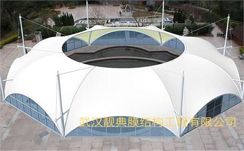 湖北景观膜结构