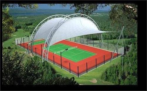 随州膜结构球场方案设计 来电咨询 靓典供应