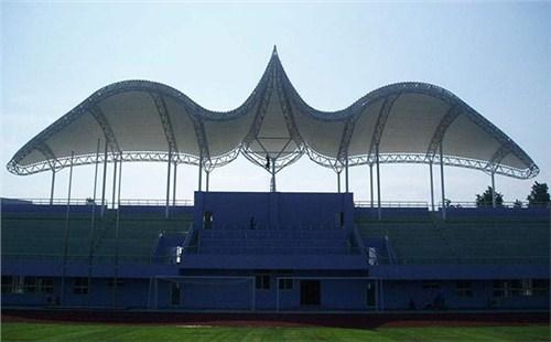 济南膜结构球场设计施工「靓典供应」