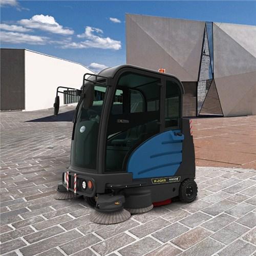 随州小型驾驶式扫地车 诚信服务 武汉驰诚清洁设备供应