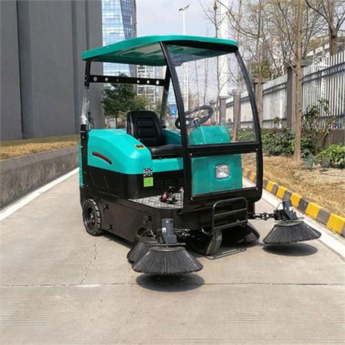 咸宁小区驾驶式扫地车 诚信服务 武汉驰诚清洁设备供应