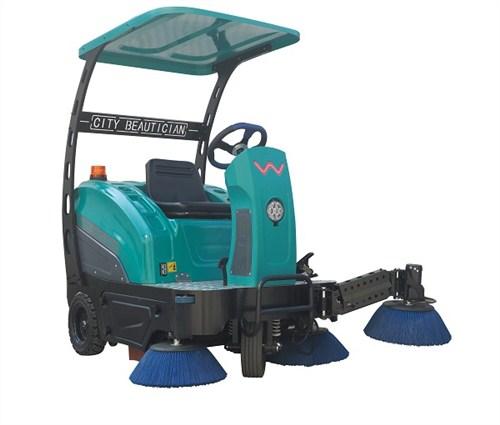 鄂州喷水电动扫地车价格 口碑推荐 武汉驰诚清洁设备供应