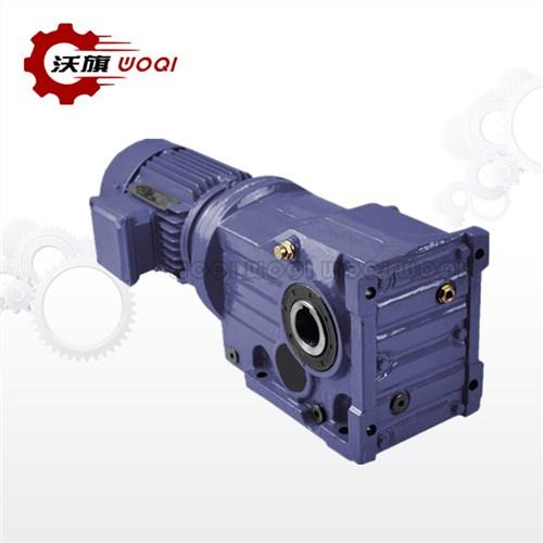 陕西DLKAB05-203-DM160M-4-M4-R-TAB齿轮减速机规格齐全 值得信赖 上海沃旗机械设备供应