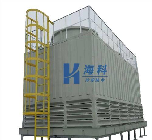 甘肃知名横流闭式冷却塔厂家实力雄厚 创造辉煌 海科供应