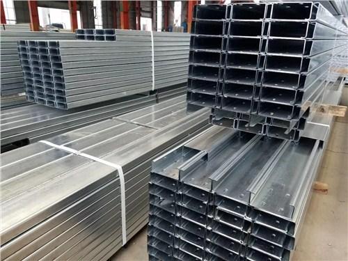 无锡优质c型钢 无锡c型钢批发 无锡c型钢直销配送