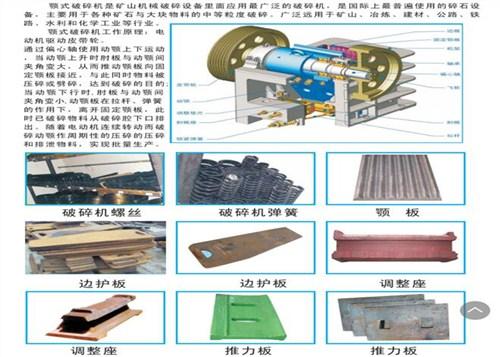 阿勒泰优质破碎机价格 诚信互利 新疆湘泉耐磨合金钢制造供应