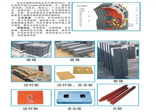阿勒泰破碎機廠家報價 優質推薦 新疆湘泉耐磨合金鋼制造供應
