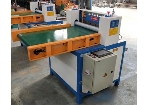 振宇厂家直销数控橡胶切条机 数控橡胶切胶机终身保