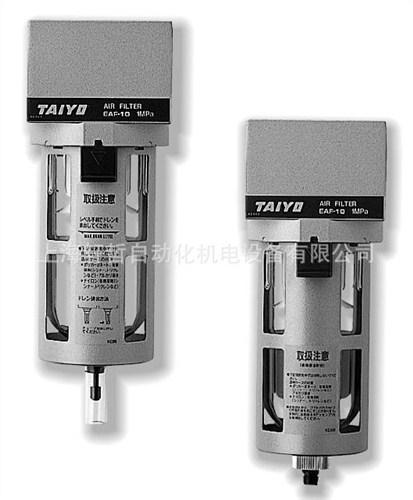 日本TAIYO太阳铁工过滤器