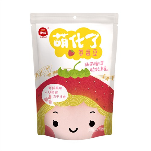 伊威水果豆