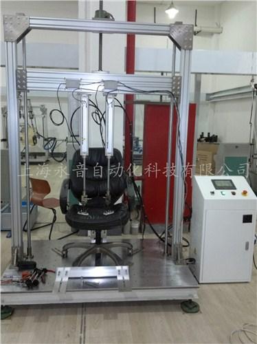 椅面耐久测试台