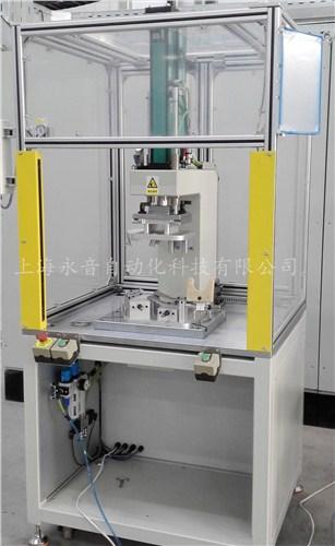 胶管套环自动压接设备