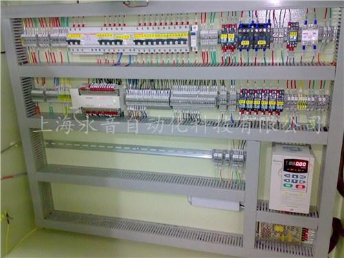 承接电控箱接线及PLC编程服务