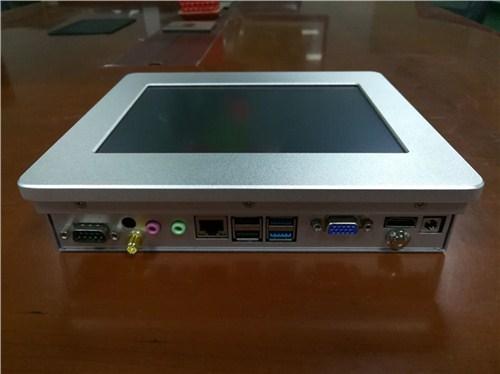 高可靠电容式工业计算机8寸