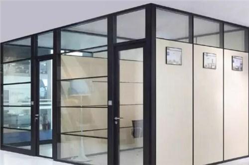 宁波单层玻璃隔断
