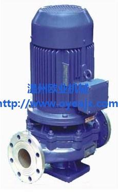 IHG型立式单级单吸不锈钢防爆离心泵-温州欧业供应