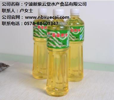 宁波邱隘雪菜原汁