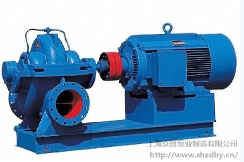 S/SH系列单级双吸泵