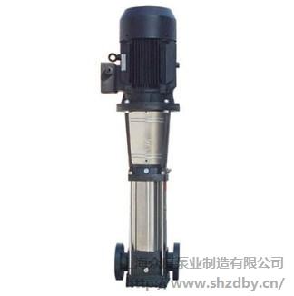 CDL轻型立式多级离心泵