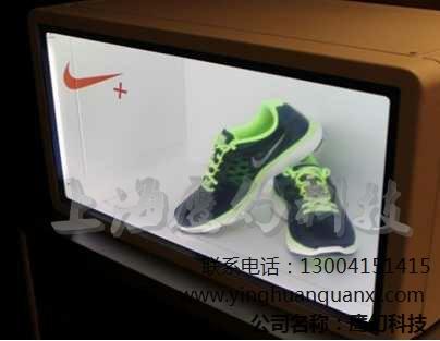 上海180度3D幻像柜