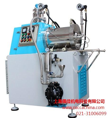 聚氨脂砂磨机 印染砂磨机 重庆涂料砂磨机 儒佳供