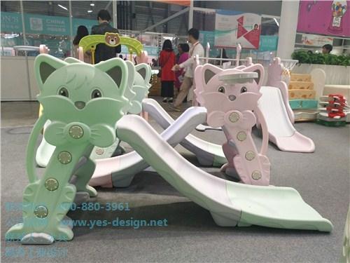 儿童滑梯设计 温州儿童游乐设计厂家 儿童用品设计哪家好易舍供