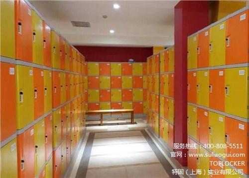 储物柜价格浴室更衣柜塑料更衣柜