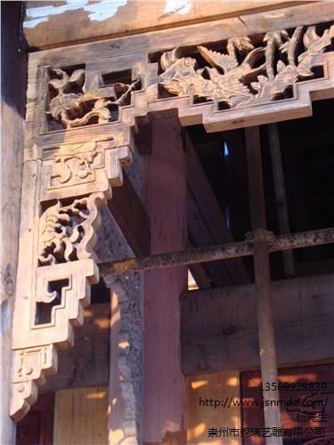 仿古建筑门窗
