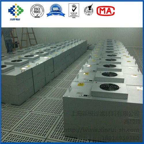 厂家批发 FFU过滤器 FFU静电过滤单元 层流罩 风机净化单元