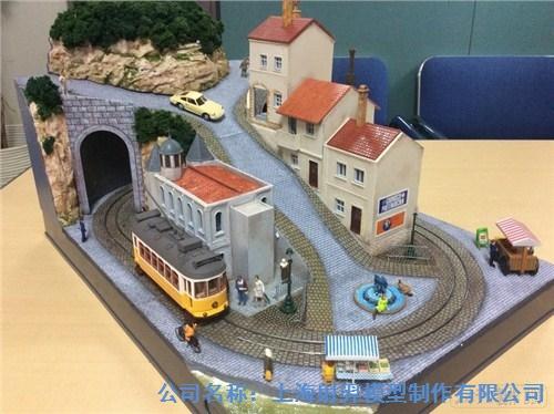 上海铁路模型制作