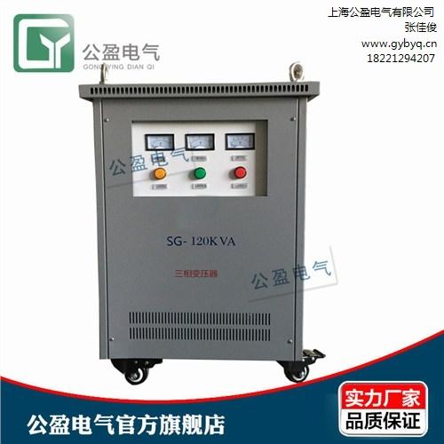三相电变压器 sg-100kva 380v转220v 公盈供