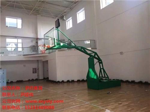 石家庄移动篮球架生产厂家价格