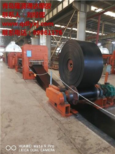 橡胶输送带生产