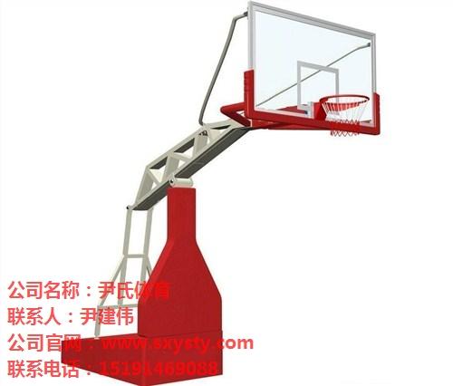 西安固定篮球架