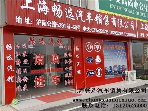 上海在售车型