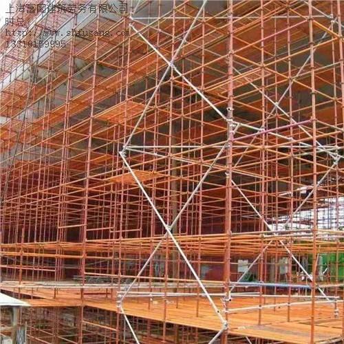 上海建筑劳务脚手架施工技术