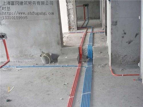 上海水暖电安装作业分包