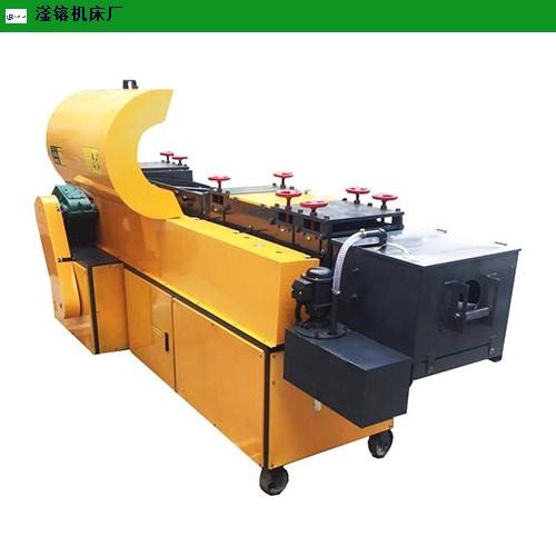 陕西新型双曲线钢管调直机结构图 任县滏镕机床供应