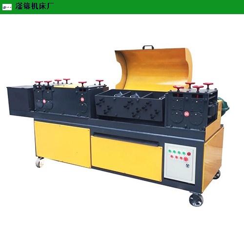 新型雙曲線鋼管調直機報價 任縣滏镕機床供應