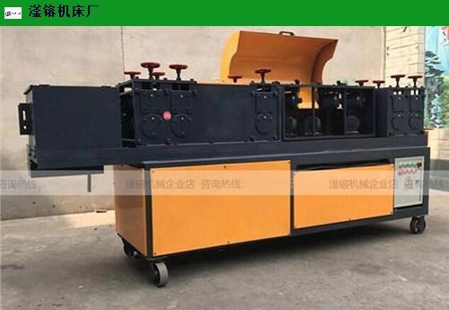 福建大型钢管调直机厂 任县滏镕机床供应