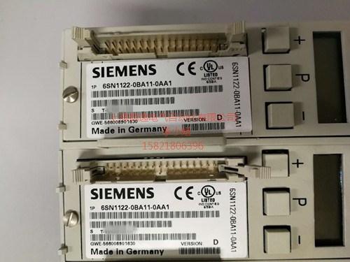 西门子6SN1118-0DM33-0AA0维修
