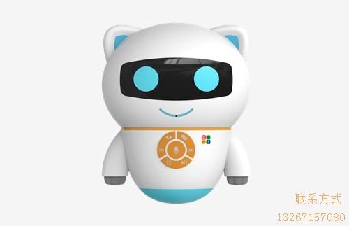 韩端早教机器人