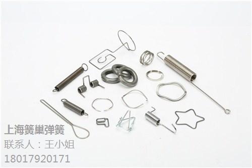 出口異形彈簧批發 簧巢供出口彈簧  出口異形彈簧經銷商